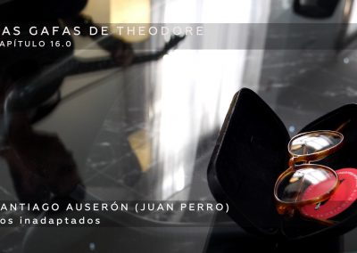 Santiago Auserón (Juan Perro)