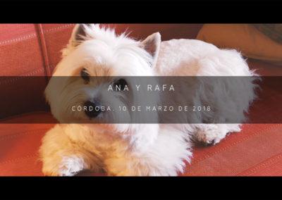 Ana y Rafa