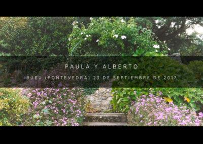 Paula y Alberto