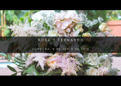 Rosa y Fernando