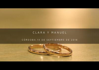 Clara y Manuel
