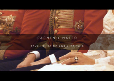 Carmen y Mateo