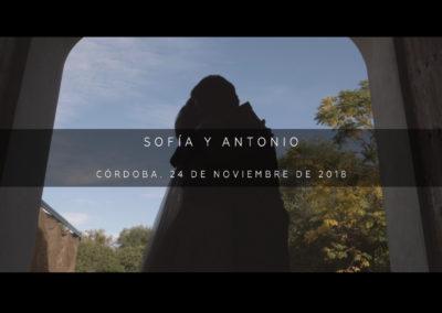 Sofía y Antonio
