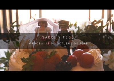 Isabel y Fede