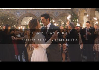 Pepa y Juan Pedro