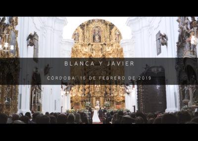 Blanca y Javier